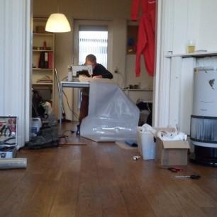meters stof naaien