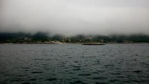 Plotselinge mist