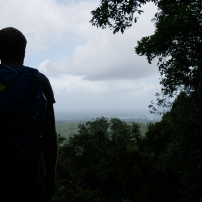 Uitzicht Browsberg