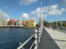 pondjesbrug, Willemstad